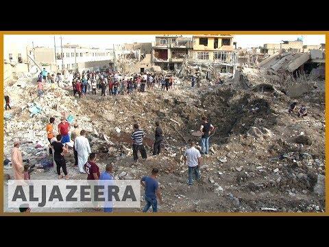 🇮🇶 At least 18 killed after twin blasts hit a Shia mosque in Baghdad   Al Jazeera English