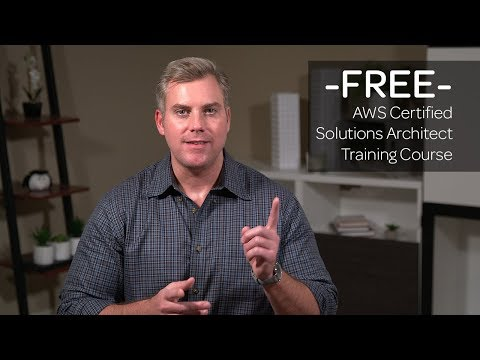 AWS Certified Solutions Architect Training Course - FREE! - YouTube