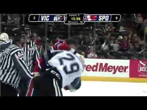 Evan Fiala vs. Chaz Reddekopp