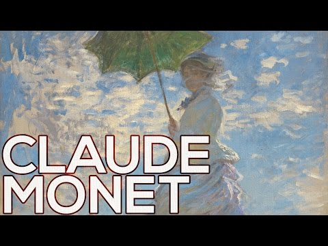 See 1540 Paintings by Claude Monet in Two Hours
