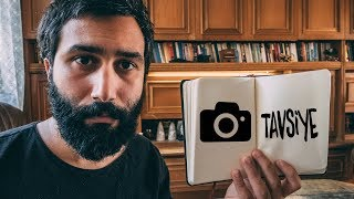 Fotoğrafa Yeni Başlayanlara Tavsiyeler  | Mehmet Üzüm