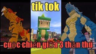 Tik tok(mini world) tỗng hợp clip vui nhất