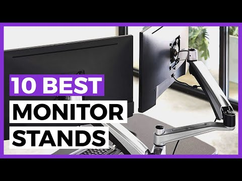 Best Monitor Arms in 2020 - How to Find the Best Single or Dual Monitor Arm?