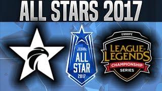 KR vs EU - 2017 All-Star Event Day 1 - Korea vs Europe League of Legends All Star 2017 Day 1
