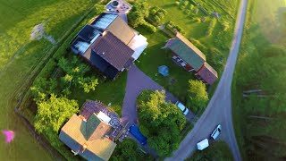 FPV Drone Cinematic GoPro [Sala, Sweden] (Full Flight)
