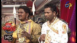 Kiraak RP Performance | Jabardasth |  12th April 2018   | ETV  Telugu