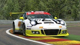 RaceRoom | GT3 ONLINE RACE @ SPA / NORDSCHLEIFE - Самые лучшие видео