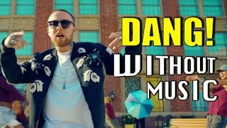 DANG! - Mac Miller (feat. Anderson .Paak) (House of Halo #WITHOUTMUSIC parody)