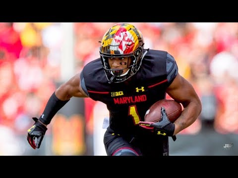 DJ Moore Scouting Report & Highlights