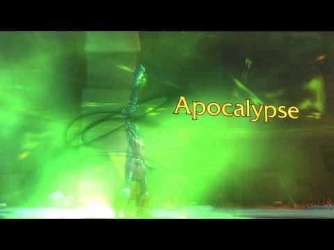The Story of Apocalypse