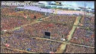 Benedicto XVI en 1 minuto y 39 segundos
