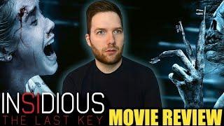 Insidious: The Last Key - Movie Review