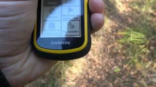 Портативный gps-навигатор garmin etrex 10