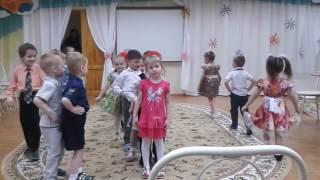 """Торжественный выход :) Группа """"Капельки"""", 10 марта"""