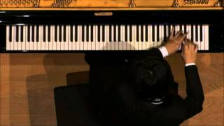 Nobuyuki Tsujii - Liszt - Paganini Etude No 3, La Campanella