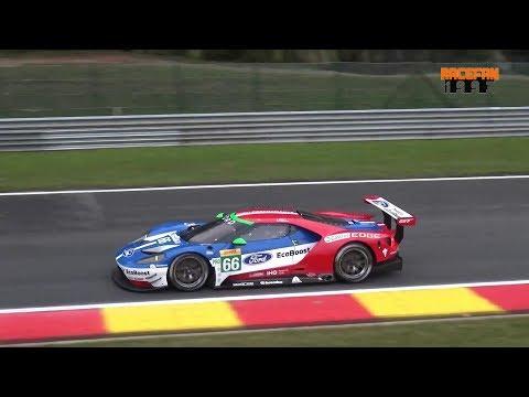 Ford GT GTE  FIA-WEC/24h Le Mans pure Sound!