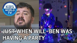Just when Will-Ben was having a party [The Return of Superman/2020.05.17]