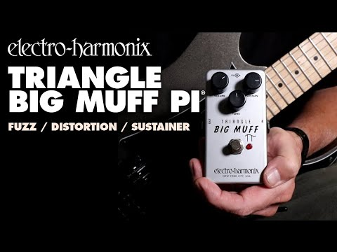 0 Electro Harmonix Triangle Big Muff Pi (Test)