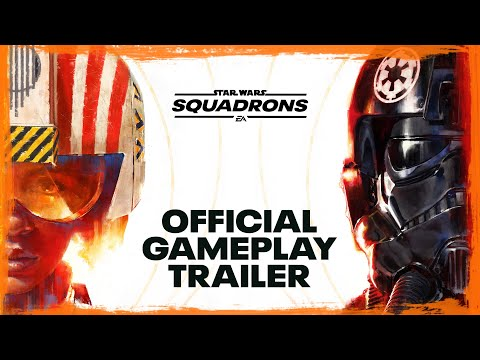 Vidéo de gameplay (EA Play Live 20) de Star Wars: Squadrons