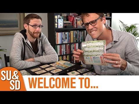 Shut Up & Sit Down reviews: WELCOME TO