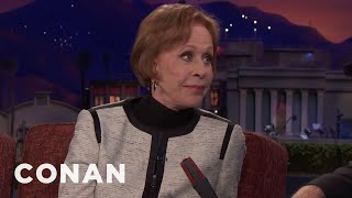 Carol Burnett: I Was Told Comedy Was A Man's Game  - CONAN on TBS - Video Youtube