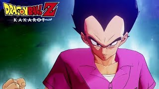 Dragon Ball Z: Kakarot - Vegeta TGS Gameplay - PS4/XB1/PC