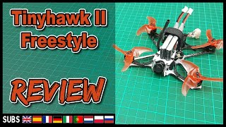 Emax Tinyhawk II Freestyle - Bind & Review