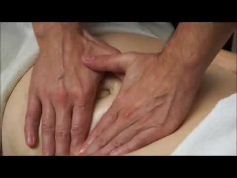 Técnica de massagem de próstata auto
