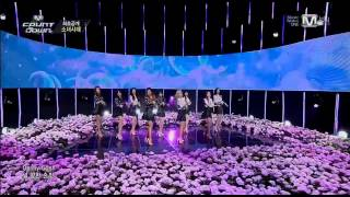 Girls Generation - Wait A Minute - LIVE