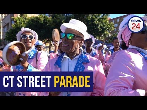 WATCH   ICYMI: Cape Town Street parade in 60 seconds