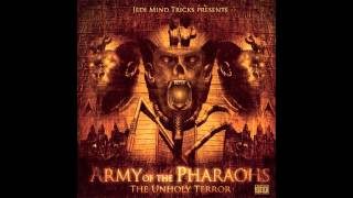 "Jedi Mind Tricks Presents: Army of the Pharaohs - ""Suicide Girl"" [Official Audio]"