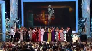 SAG Awards Orange is the New Black Susan Eisen Couture Jewelry