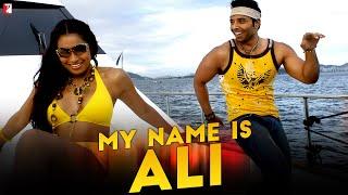My Name Is Ali | Full Song | Dhoom:2 | Uday Chopra | Bipasha Basu | Sonu Nigam | Pritam | Sameer