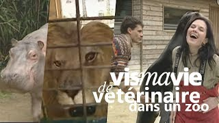 Être Vétérinaire Dans Un Zoo - Vis Ma Vie