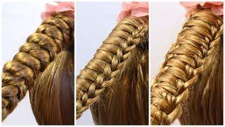 TOP 3  Chinese Knot /Ladder Braids ✿ HOW TO BRAID HAIR FOR BEGINNERS ( Braid Tutorial #6) #LGH