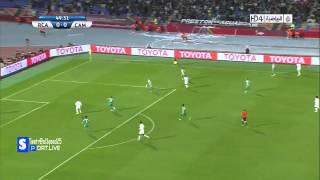 الرجاء البيضاوي اتليتيكو مينيرو البرازيلي  نصف نهائي كأس العالم للأندية