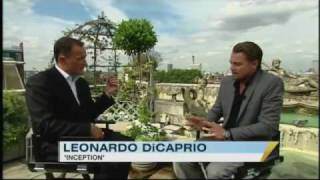Leonardo DiCaprio on 'Inception'