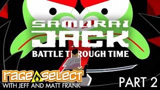 Samurai Jack: Battle Through Time (The Dojo) Let's Play - Part 2