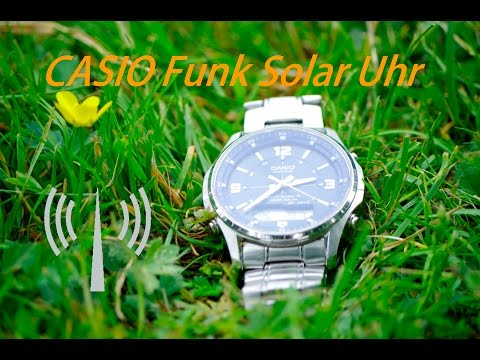 CASIO Funk Solar Uhr - LCW-M100DSE-2AER - GERMAN - DEUTSCH