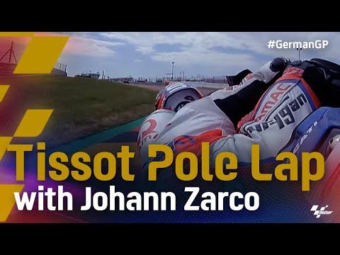 MotoGP 2021 カタルニアGP ポールポジションを獲得したヨハン・ザルコのオンボード映像