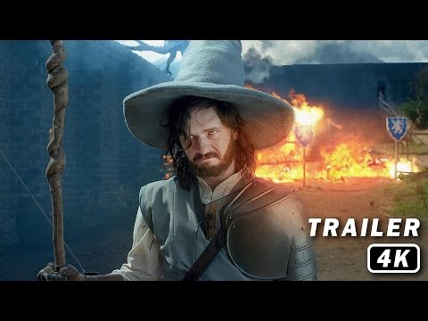 Michael Shanks Made Amazing Game Parodies On YouTube. Now He Has A Fantasy Series On SBS