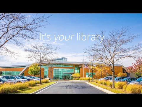 Naperville Public Library: It
