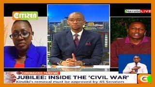 NEWS NIGHT | Jubilee: Inside the 'civil war'