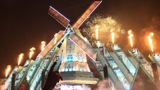 W&W vs. Armin Van Buuren - Ready To Rave [2018 ID] (Live @ The Flying Dutch 2018)