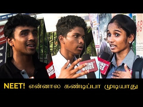 """""""Paid 40000 for NEET coaching still...""""- Chennai Students Open up 
