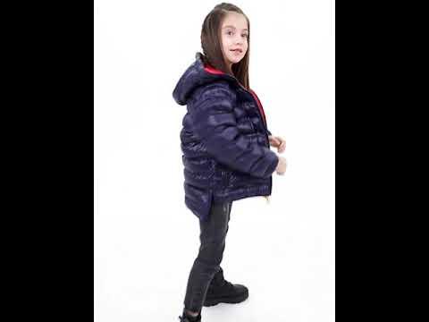 Куртка для девочки 64/1SA21 Vulpes