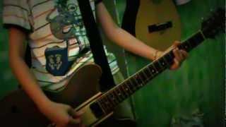 Box Car Racer - Tiny Voices (Guitar Cover)