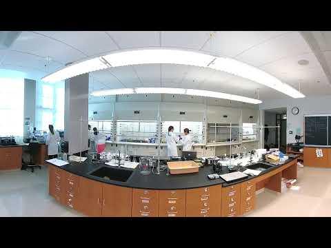 360 Chem Lab in Ford Hall