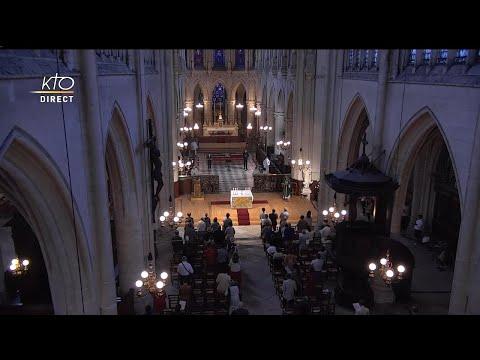 Messe du 1er août 2021 à Saint-Germain-l'Auxerrois