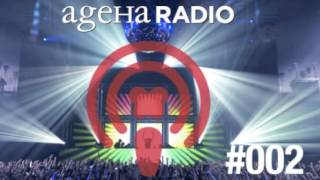 ageHa Radio 002 18062013 MIX BY MAX GRAHAM